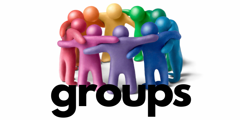 April A to Z Blogging Challenge: Groups