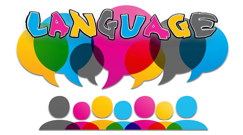 April A to Z Blogging Challenge: Language