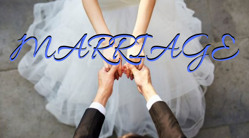 April A to Z Blogging Challenge: Marriage