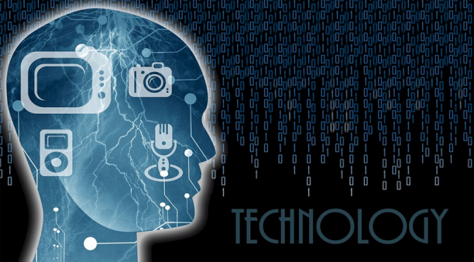 A to Z Blogging Challenge: Technology