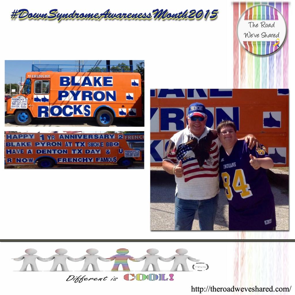 Blake Pyron Rocks