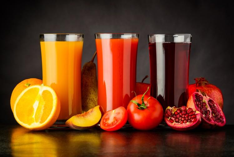 fruit juces