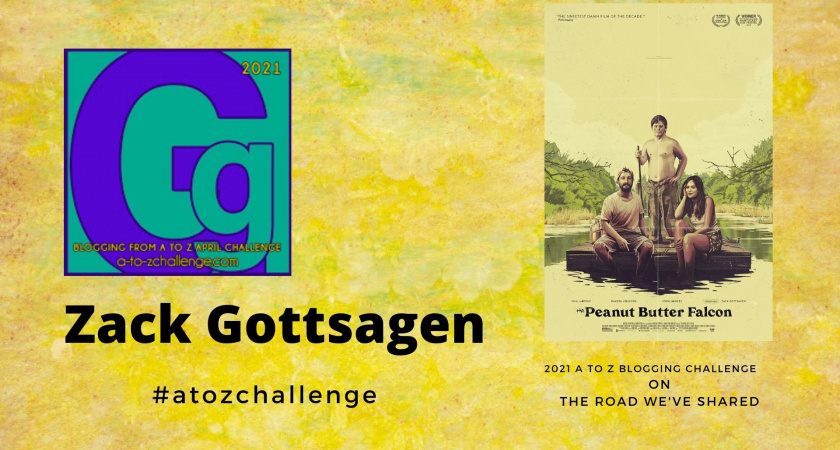 A to Z Blogging Challenge – Down Syndrome in the Media – Zack Gottsagen