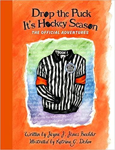 Drop the Puck It's Hockey Season