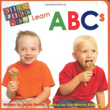 Kids Like Me Learn ABC's