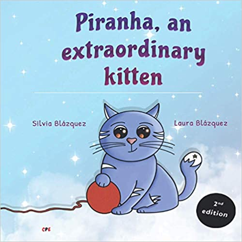 Piranha an extraordinary kitten