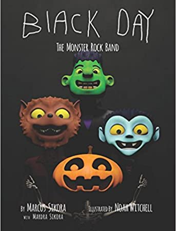 Black Day: The Monster Rock Band