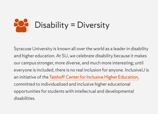 disability is diversity