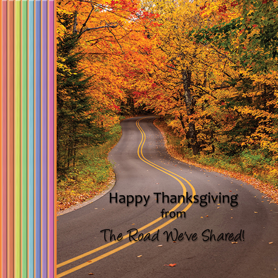 Counting Our Blessings on The Road