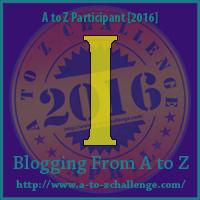 I is for Impromptu Dancing – A to Z Blogging Challenge