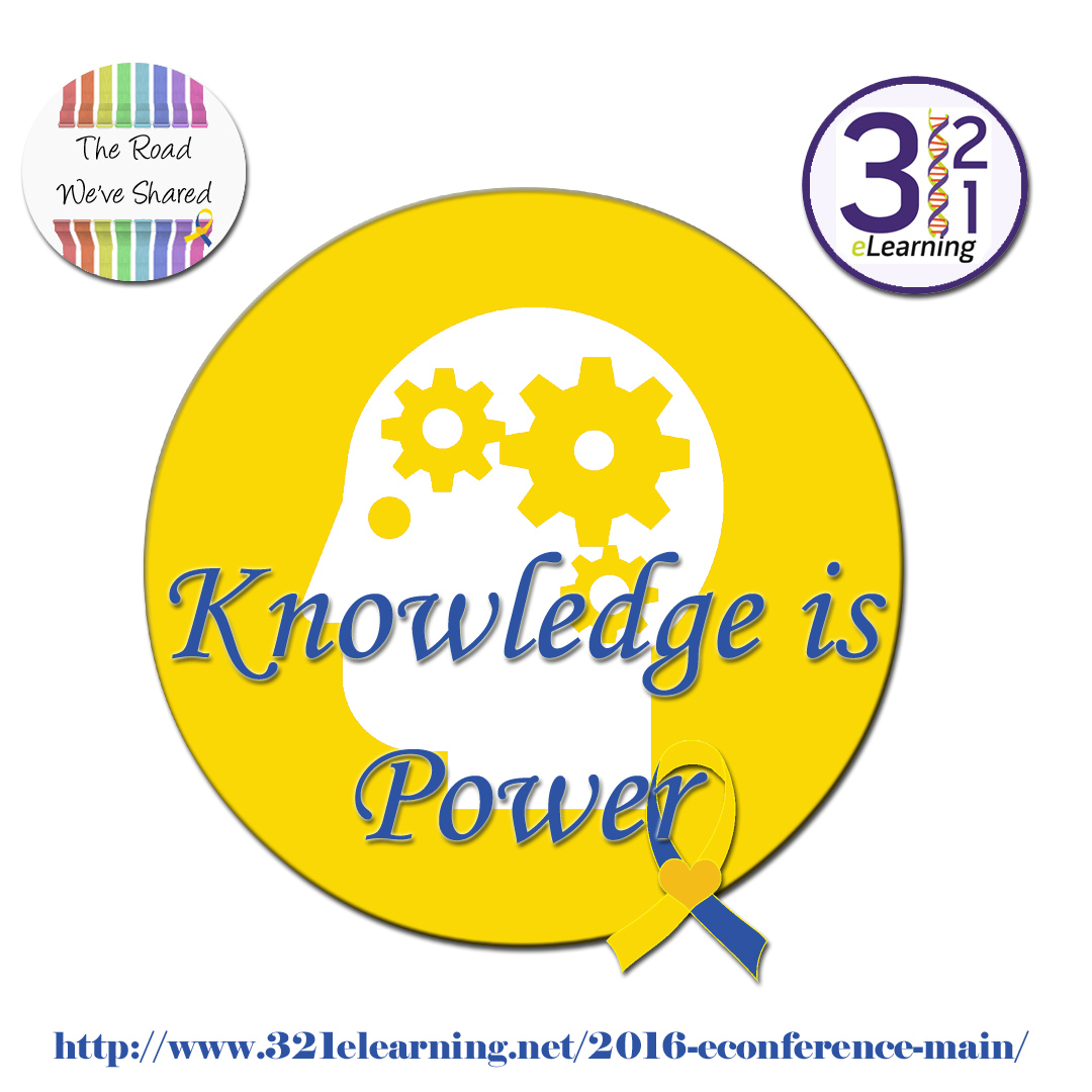 Why I LOVE the 321 eConference! Knowledge is Power – & Giveaway!