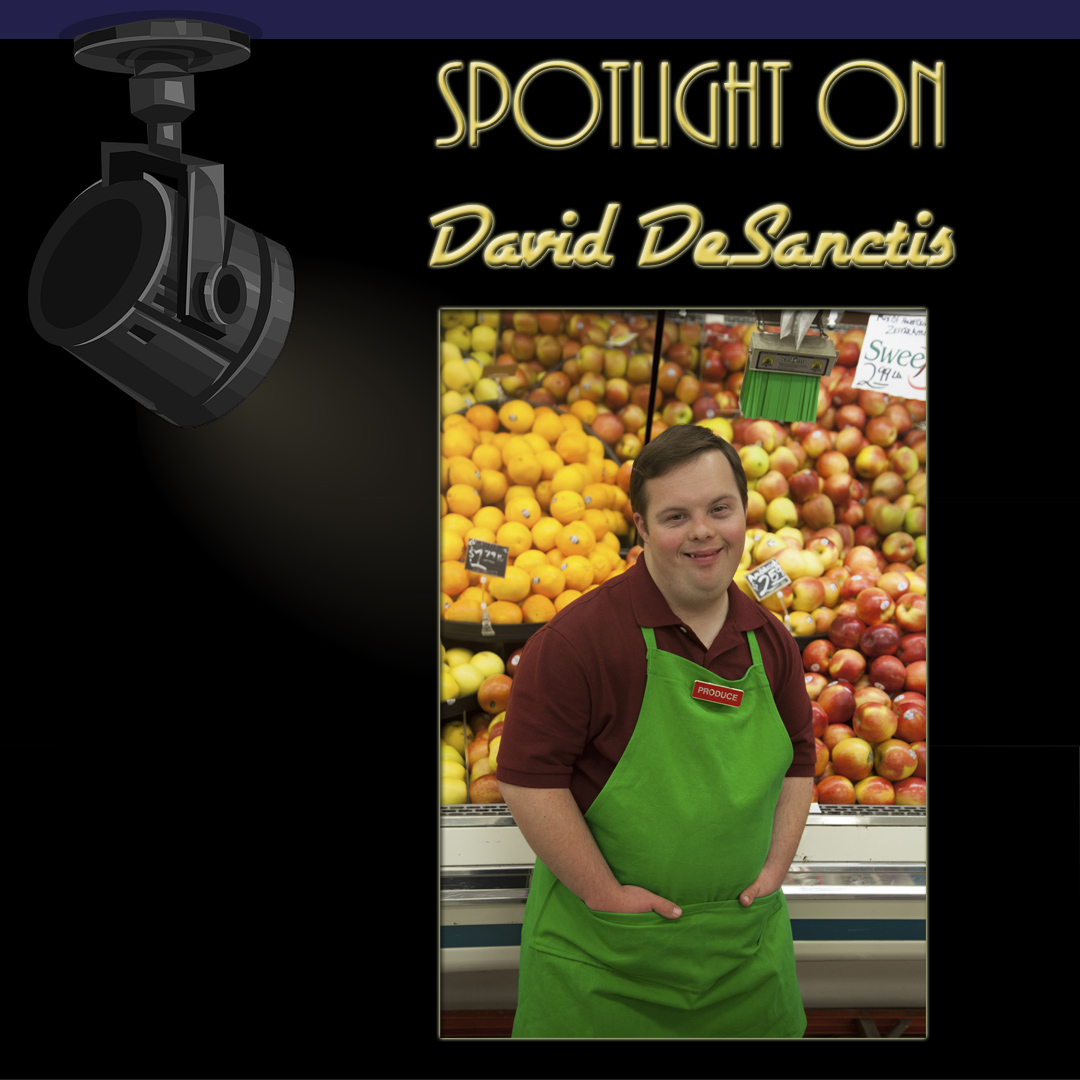 Spotlight on – David DeSanctis