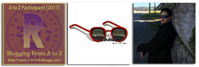 Rock Star Shades – Let Your Unique Flag Fly