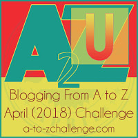 "U is for Under Wraps: ""The Road"" Scholars April A to Z Blogging Challenge"
