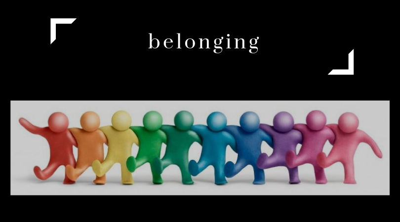 April A to Z Blogging Challenge: Belonging