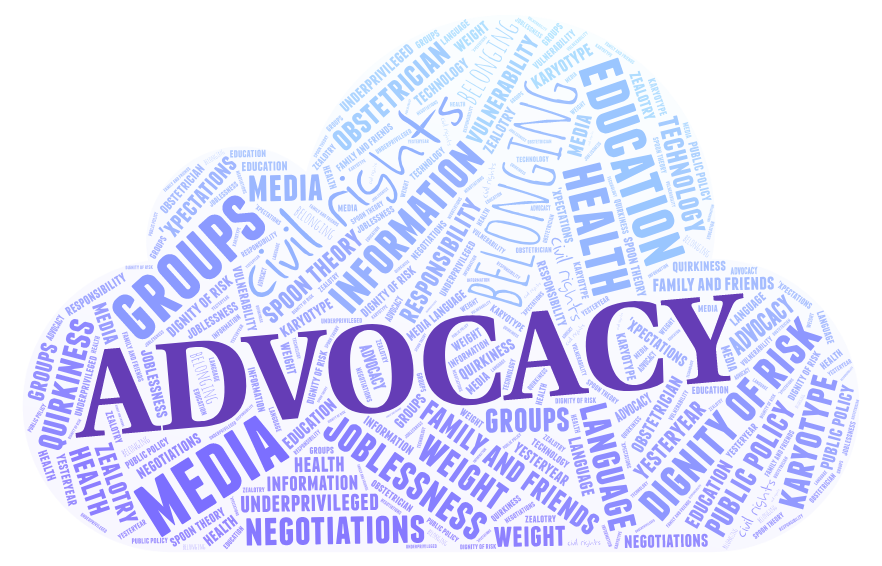 April A To Z Blogging Challenge: What is Advocacy?