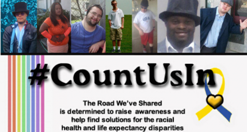 #CountUsIn #UnequalAwareness #DsandRace