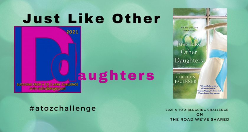 A to Z Blogging Challenge – Down Syndrome in the Media – Just Like Other Daughters