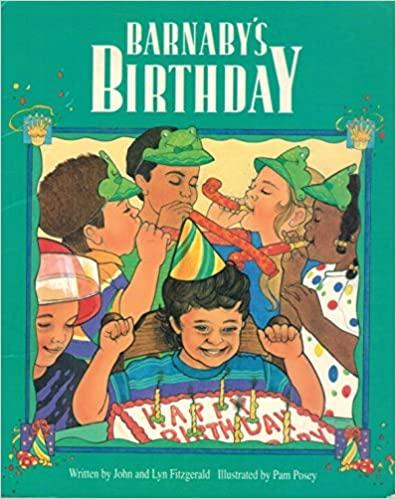 Barnaby's Birthday