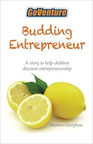 Budding Entrepreneur
