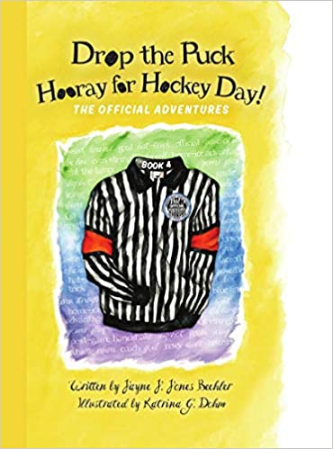 Drop the Puck Hooray for Hockey Day