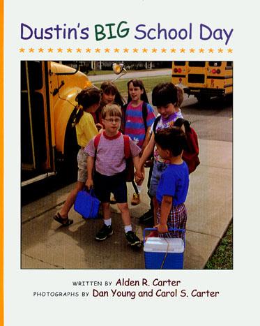 Dustins big school day