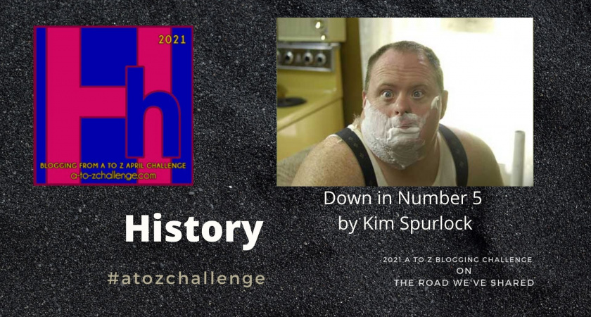 A to Z Blogging Challenge – Down Syndrome in the Media – History – Down in Number 5
