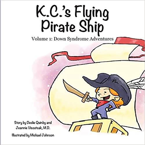 KCs Flying Pirate Ship