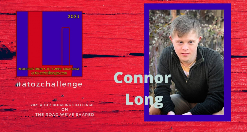 A to Z Blogging Challenge – Down Syndrome in the Media – Connor Long