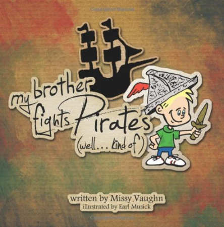 My brother fights Pirates