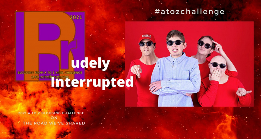A to Z Blogging Challenge – Down Syndrome in the Media – Rudely Interrupted