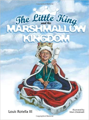The Little King and His Marshmallow Kingdom