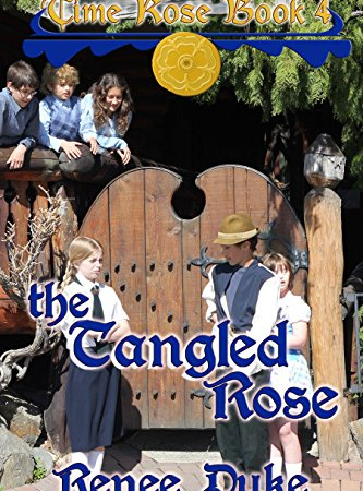 The Tangled Rose (Time Rose Book 4)