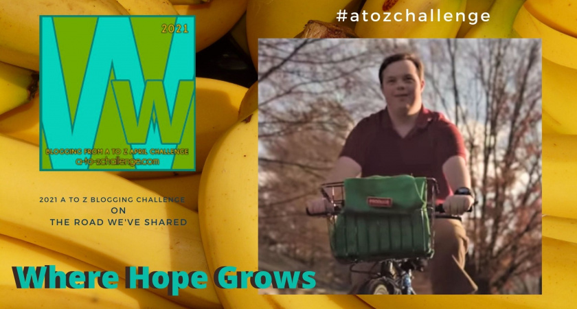 A to Z Blogging Challenge – Down Syndrome in the Media – Where Hope Grows